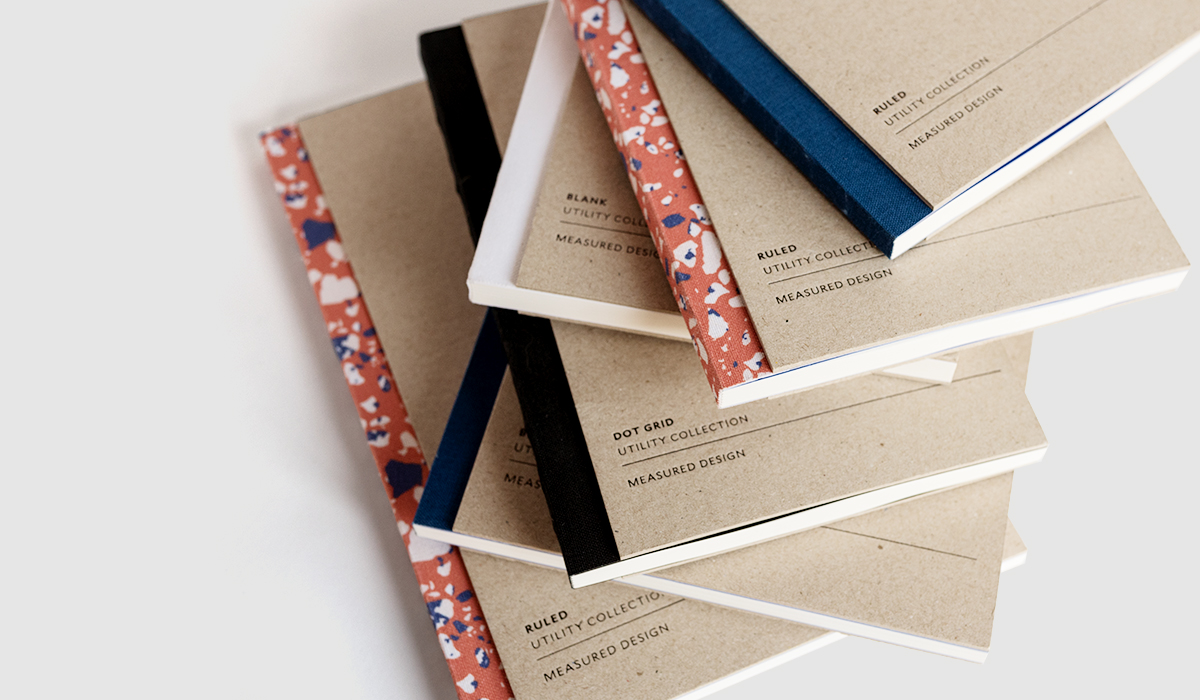 Milligram Studio notebooks