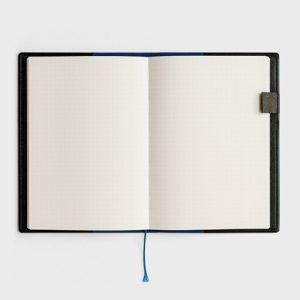 Milligram Delfonics notebook